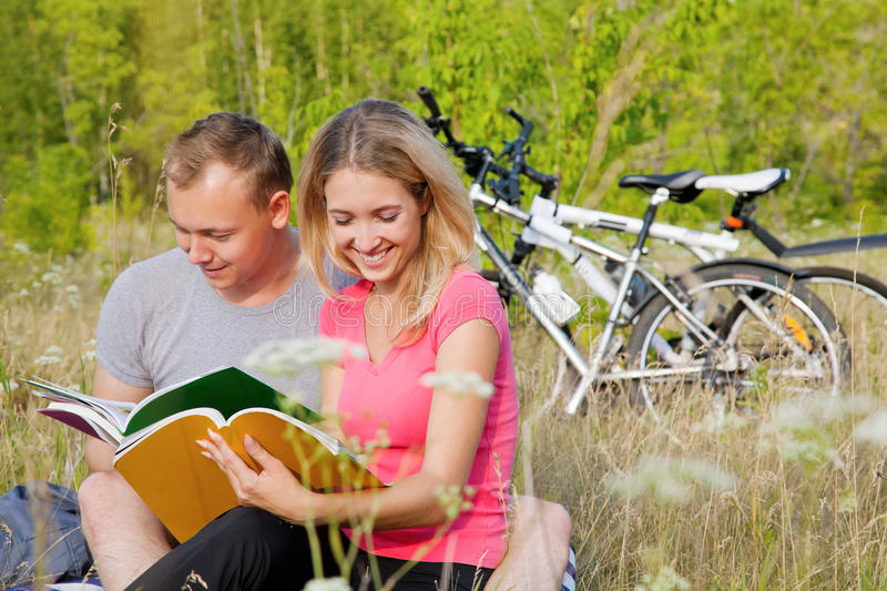 Download Pair of students stock image. Image of leisure, casual - 26243181