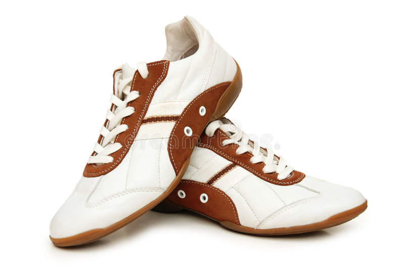 Download Pair Of Trainers Royalty Free Stock Photos - Image: 1472308