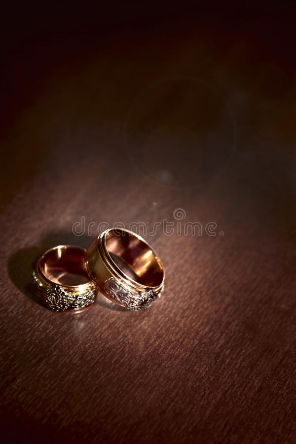 Download Pair wedding rings stock photo. Image of togetherness - 28277442