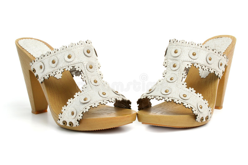 Download Pair woman shoes stock photo. Image of fetishes, female - 8635376
