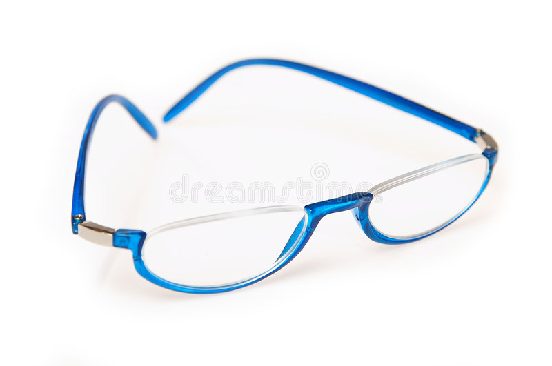 Download Pair Of Womans Reading Glasses Stock Image - Image: 517781