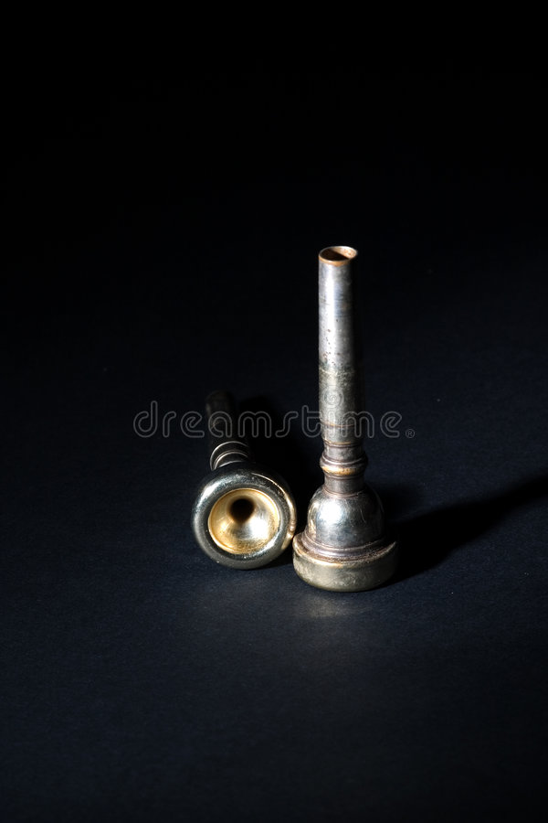 Paires d'embouchure photos stock