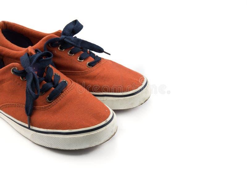 Paires de chaussures images stock