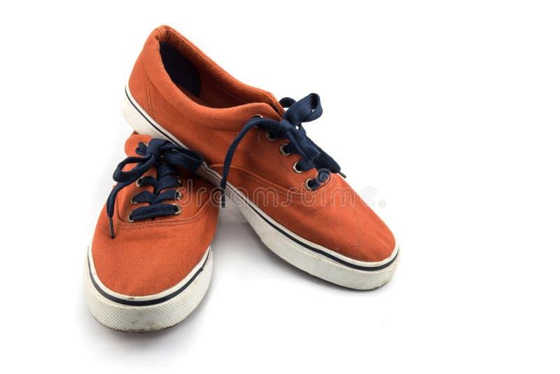 Paires de chaussures images libres de droits
