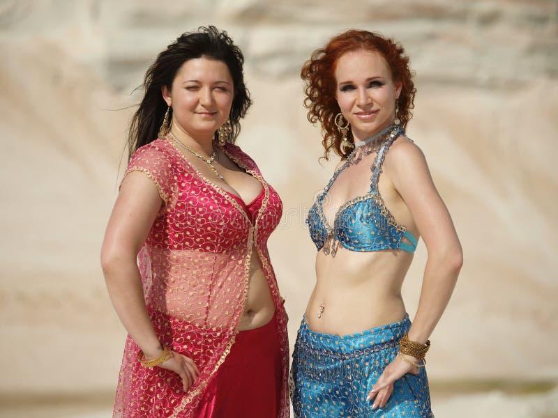 Paires de danseurs photos stock