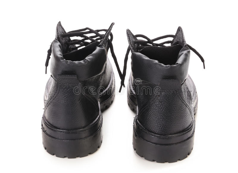 Paires de gaines noires photos stock