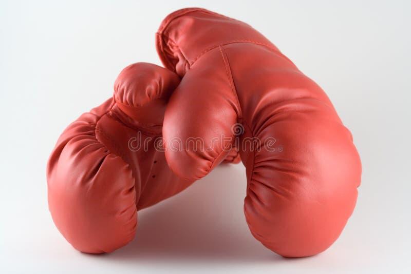Paires de gants de boxe image libre de droits