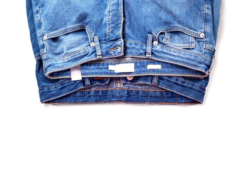 Paires de jeans images stock