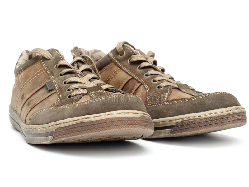 Paires de snickers images stock