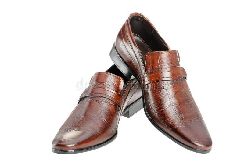 Paires des chaussures de l'homme photos libres de droits