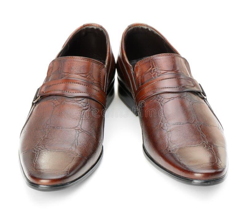 Paires des chaussures de l'homme photos stock