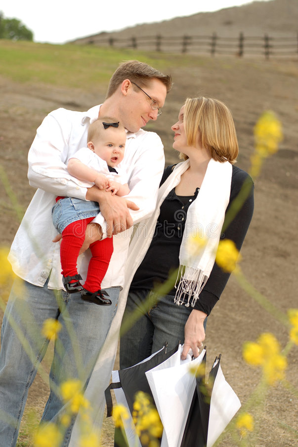 Pais no amor foto de stock royalty free