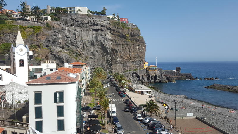 Paisagem Мадейра стоковое изображение