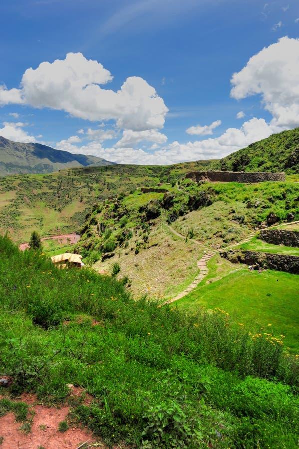 Download Paisagem Antiga Peruana Da Cidade Foto de Stock - Imagem de viagem, civilização: 16858396