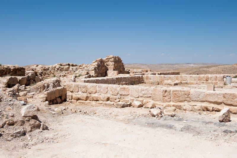 Paisagem bonita Jordânia imagens de stock royalty free
