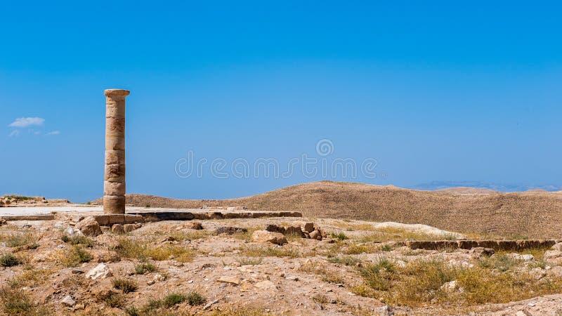Paisagem bonita Jordânia imagem de stock royalty free
