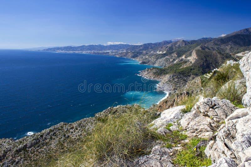 Paisagem da Andaluzia, Spain fotografia de stock