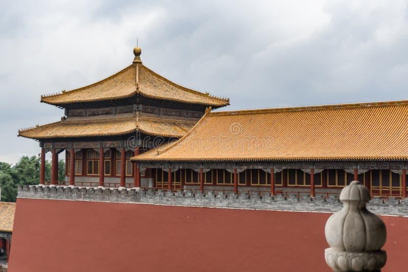 Paisagem da cidade antiga, com estrutura arquitetónica e cultura antiga imagens de stock royalty free