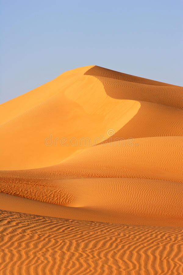 Paisagem da duna fotografia de stock royalty free