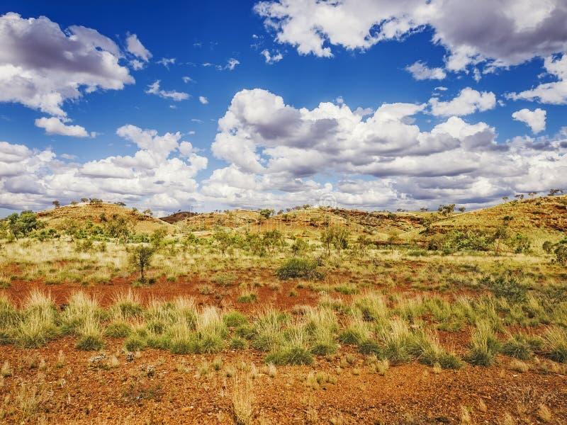 Paisagem de Austrália fotos de stock royalty free