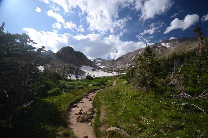 Paisagem de Colorado imagem de stock royalty free