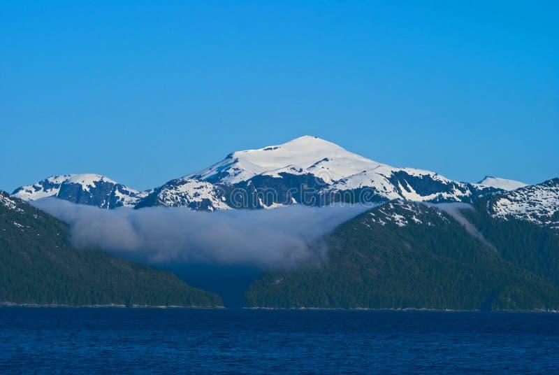 Paisagem do Alasca foto de stock royalty free