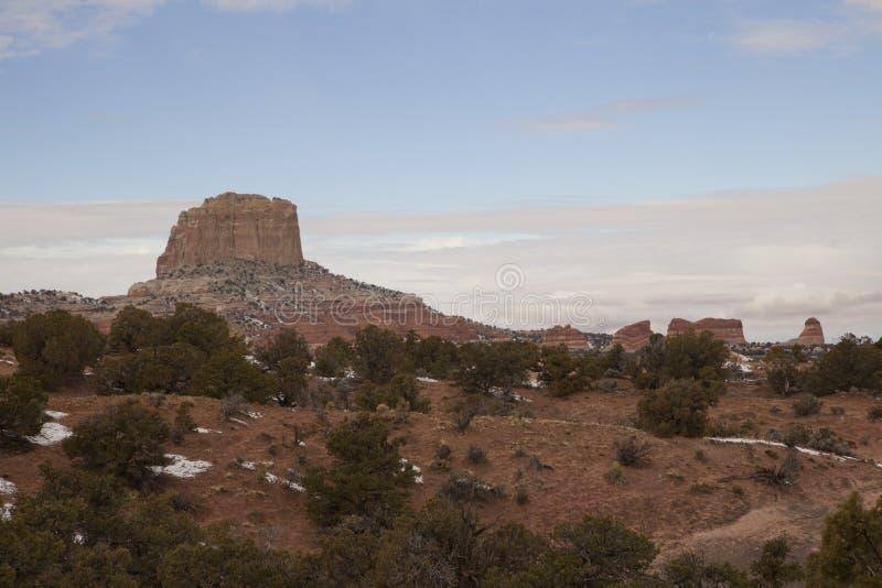 Paisagem do Arizona fotografia de stock