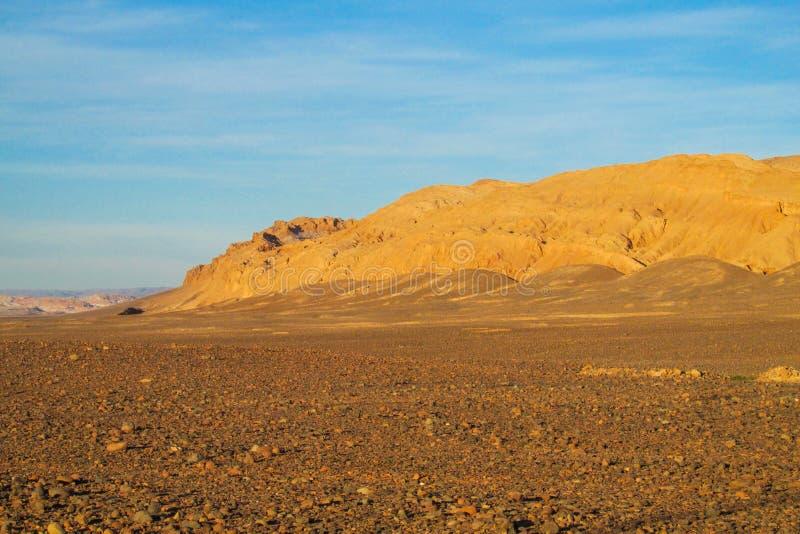 Paisagem do deserto de Atacama foto de stock royalty free