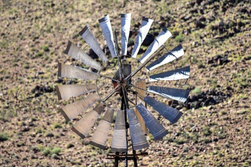 Paisagem do deserto - Namíbia fotografia de stock royalty free