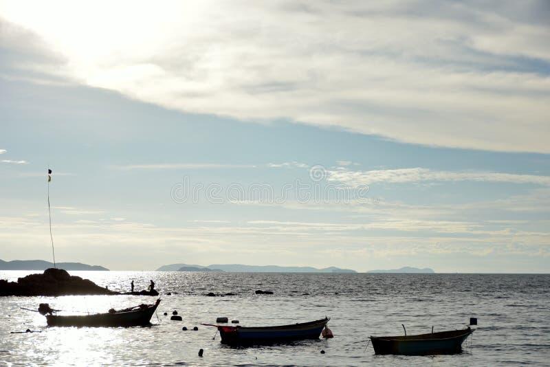 Paisagem do mar imagens de stock