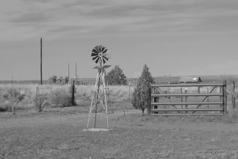 Paisagem do sudoeste fotografia de stock