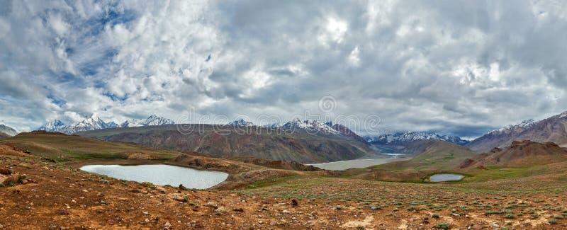 Paisagem Himalaia imagem de stock