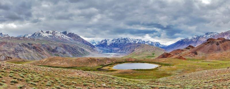 Paisagem Himalaia fotos de stock royalty free