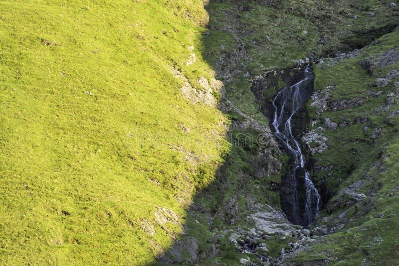 Paisagem impressionante do parque nacional do distrito do lago, Cumbria, Reino Unido fotos de stock royalty free