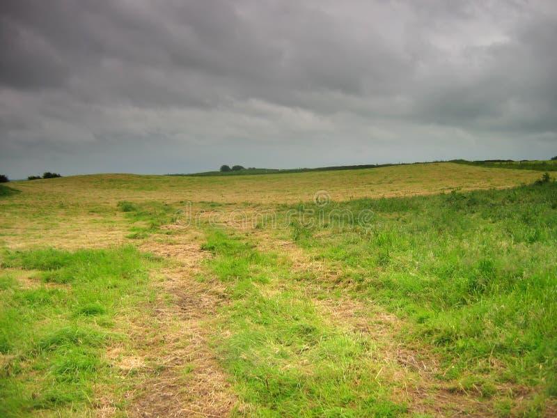 Download Paisagem irlandesa foto de stock. Imagem de cinzento, terra - 531198