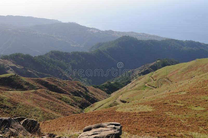 Paisagem Madeira foto de stock royalty free