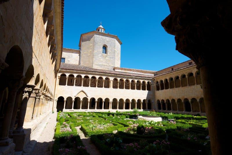 Paisagem panorâmico II da vila espanhola fotografia de stock