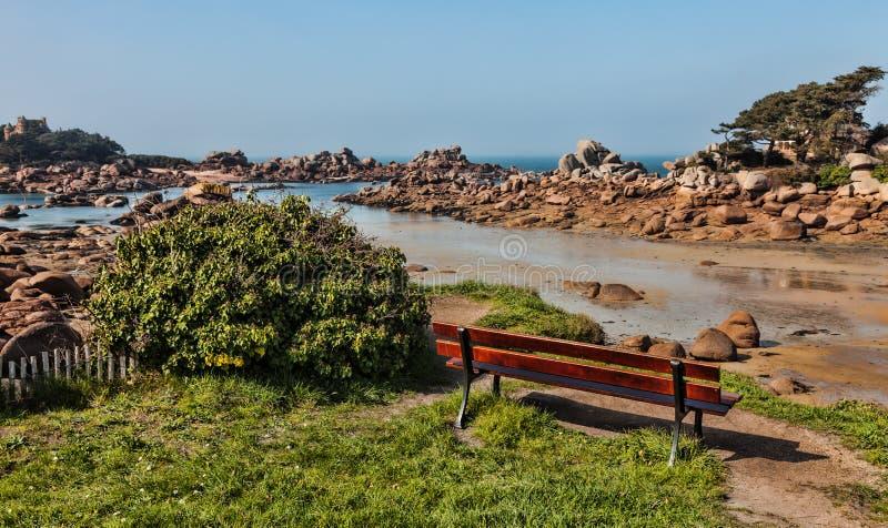 Download Lanscape em Brittany imagem de stock. Imagem de europa - 29839273