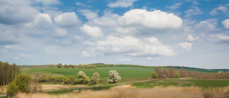 Paisagem rural fotos de stock royalty free
