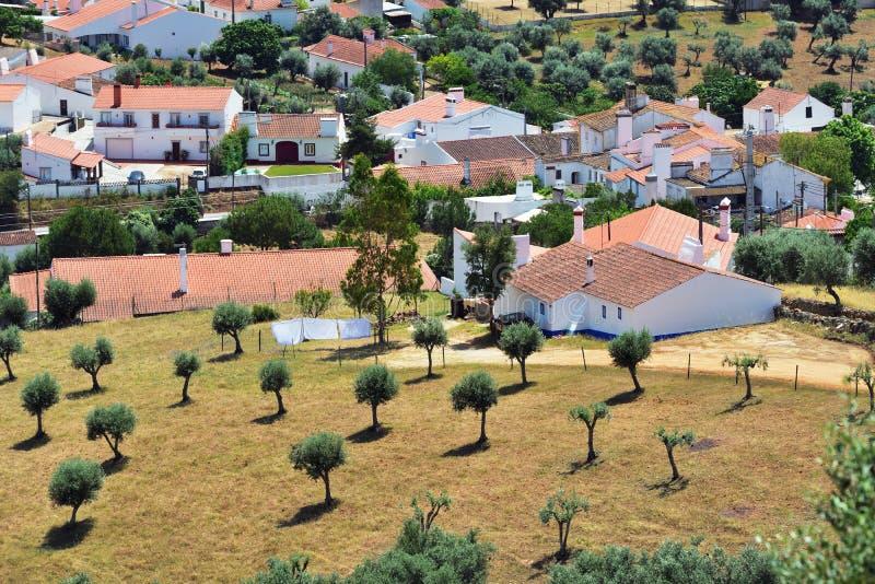 Paisagem rural portugal foto de stock royalty free