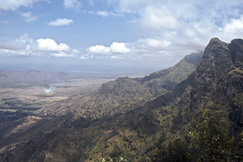 Paisagem, Tanzânia imagem de stock royalty free