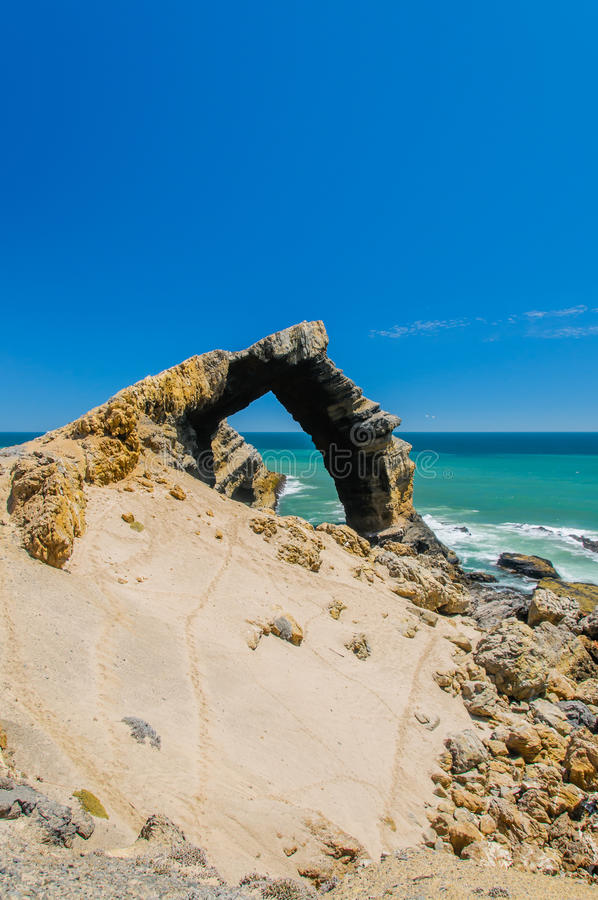 Paisagens africanas - Diamond Area Namibia fotos de stock