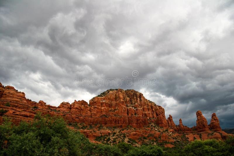 Paisaje de Arizona fotografía de archivo