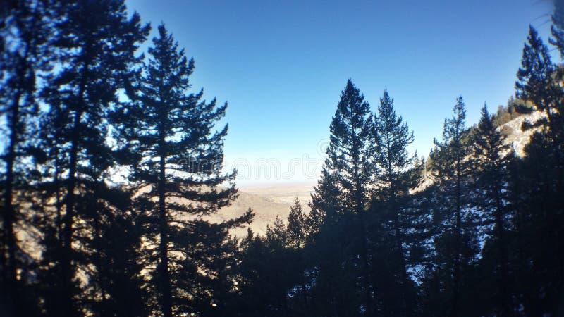 Paisaje de Colorado imagen de archivo libre de regalías