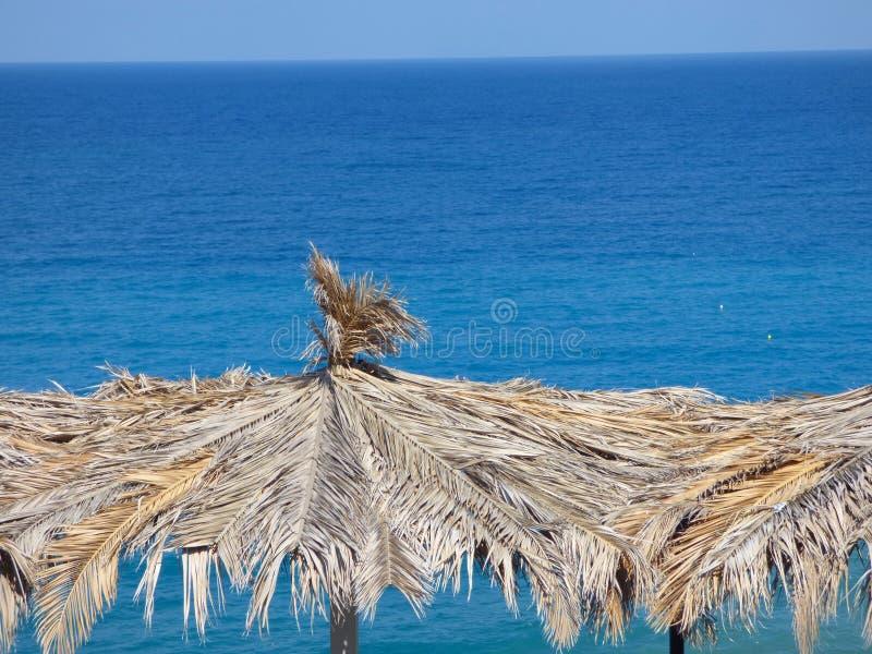 Paisaje de Gioiosa Marea en Sicilia imagen de archivo libre de regalías