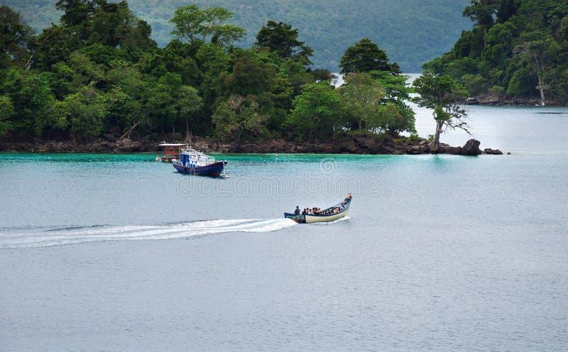 Paisaje de Indonesia foto de archivo libre de regalías