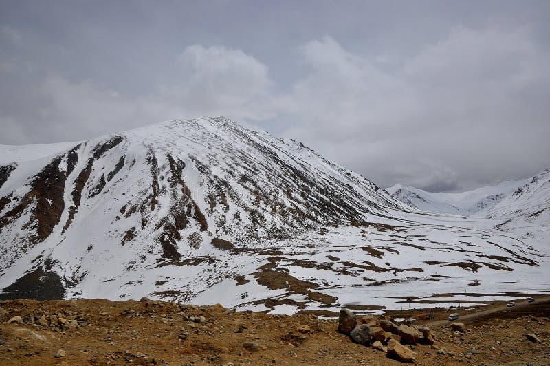 Paisaje de la montaña Nevado fotos de archivo libres de regalías