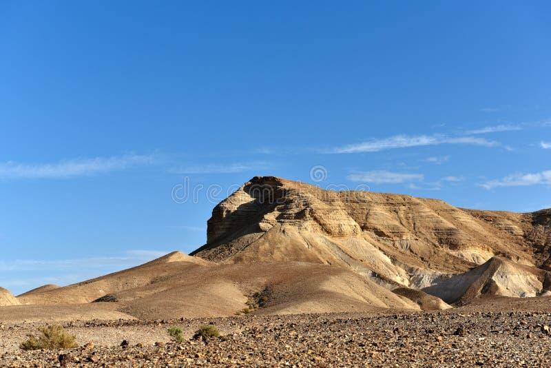 Paisaje de la monta?a del desierto imagenes de archivo