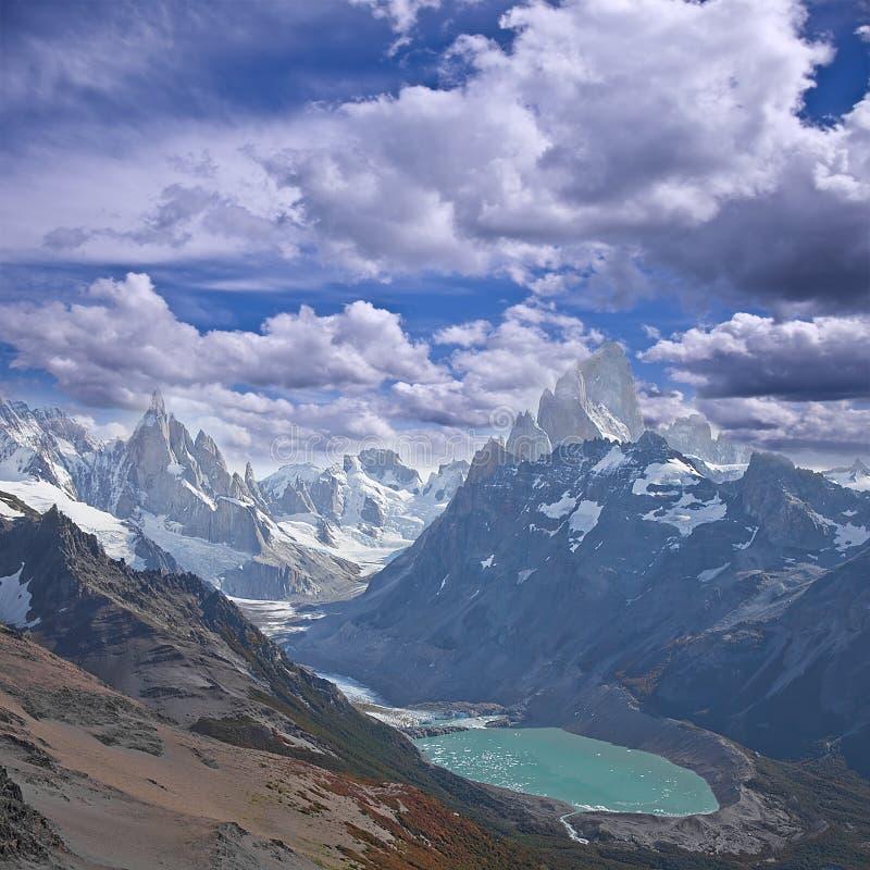 Download Paisaje de la Patagonia foto de archivo. Imagen de fitz - 41910582