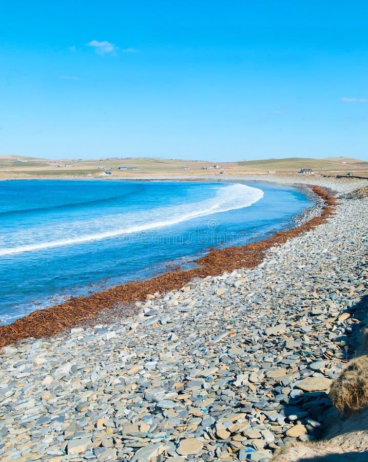 Paisaje de la playa imágenes de archivo libres de regalías